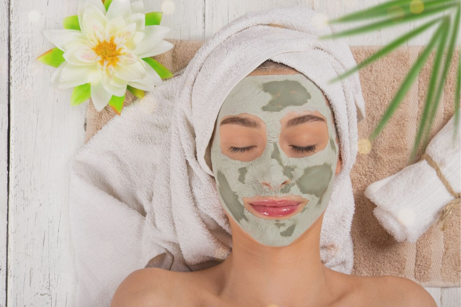 4 DIY Face Masks for Anti-Aging